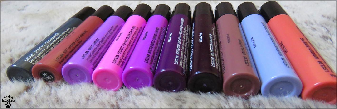 Liquid Suède - Cream Lipstick - NYX