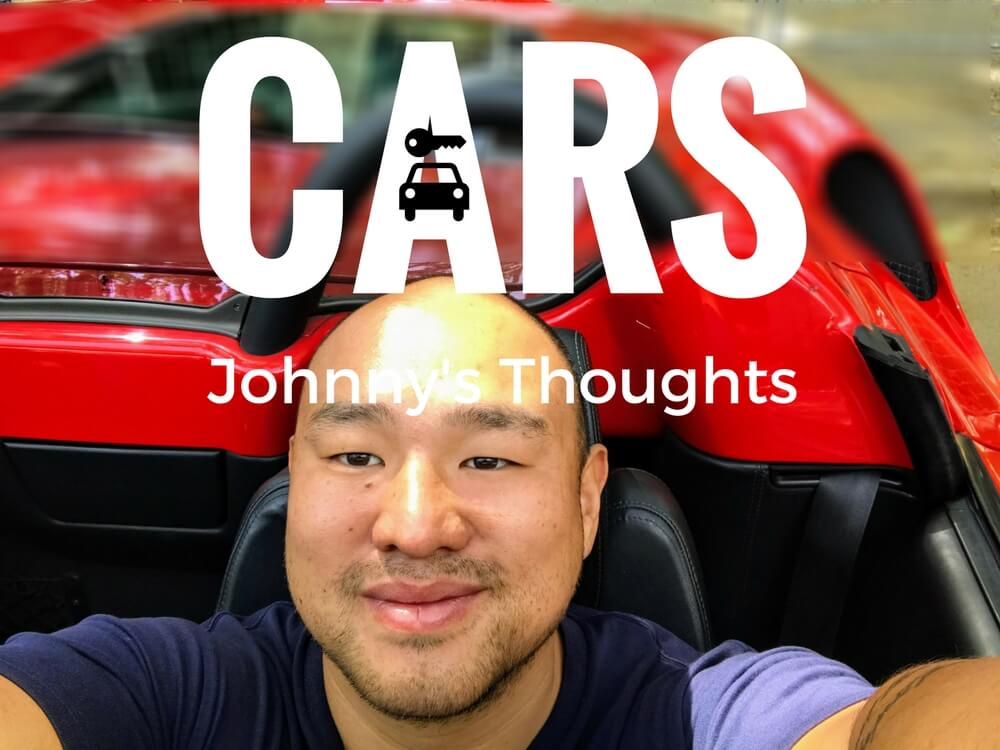 My Passion and Thoughts on Cars and Automobiles.   JohnnyFD.com ...