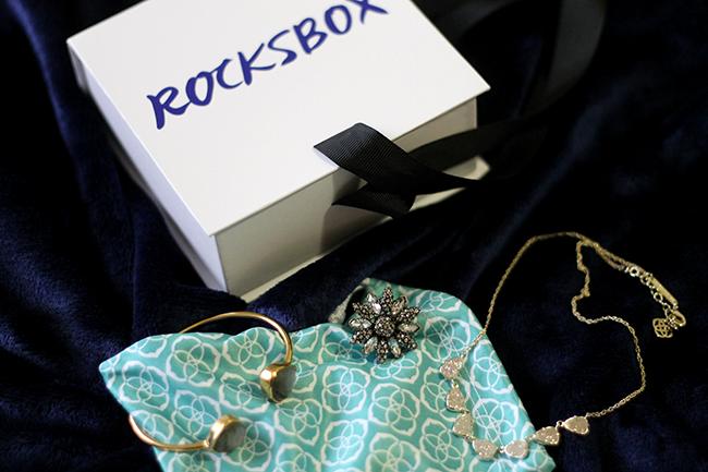 Rocksbox Style // A Style Caddy