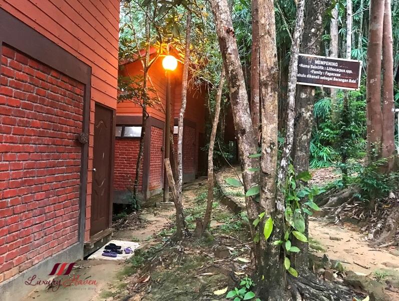 visit perak royal belum sg tiang chalets review