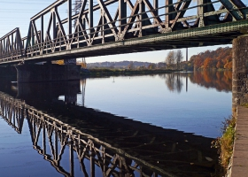 Picture of the Ruhr river.