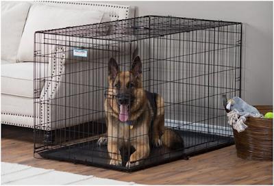 Chuồng Inox thích hợp cho mọi loại chó từ tí hon đến khổng lồ