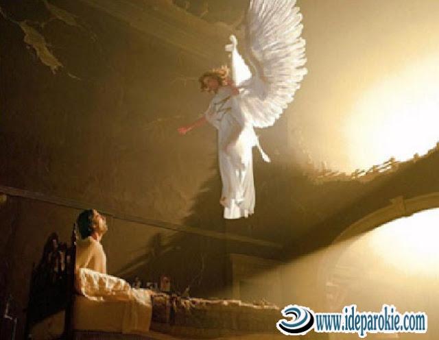 Cerita Motivasi Penuh Inspirasi dari kisah Malaikat dan Pengusaha