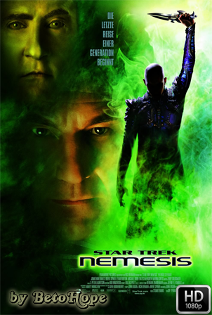 Star Trek Nemesis [1080p] [Latino-Ingles] [MEGA]