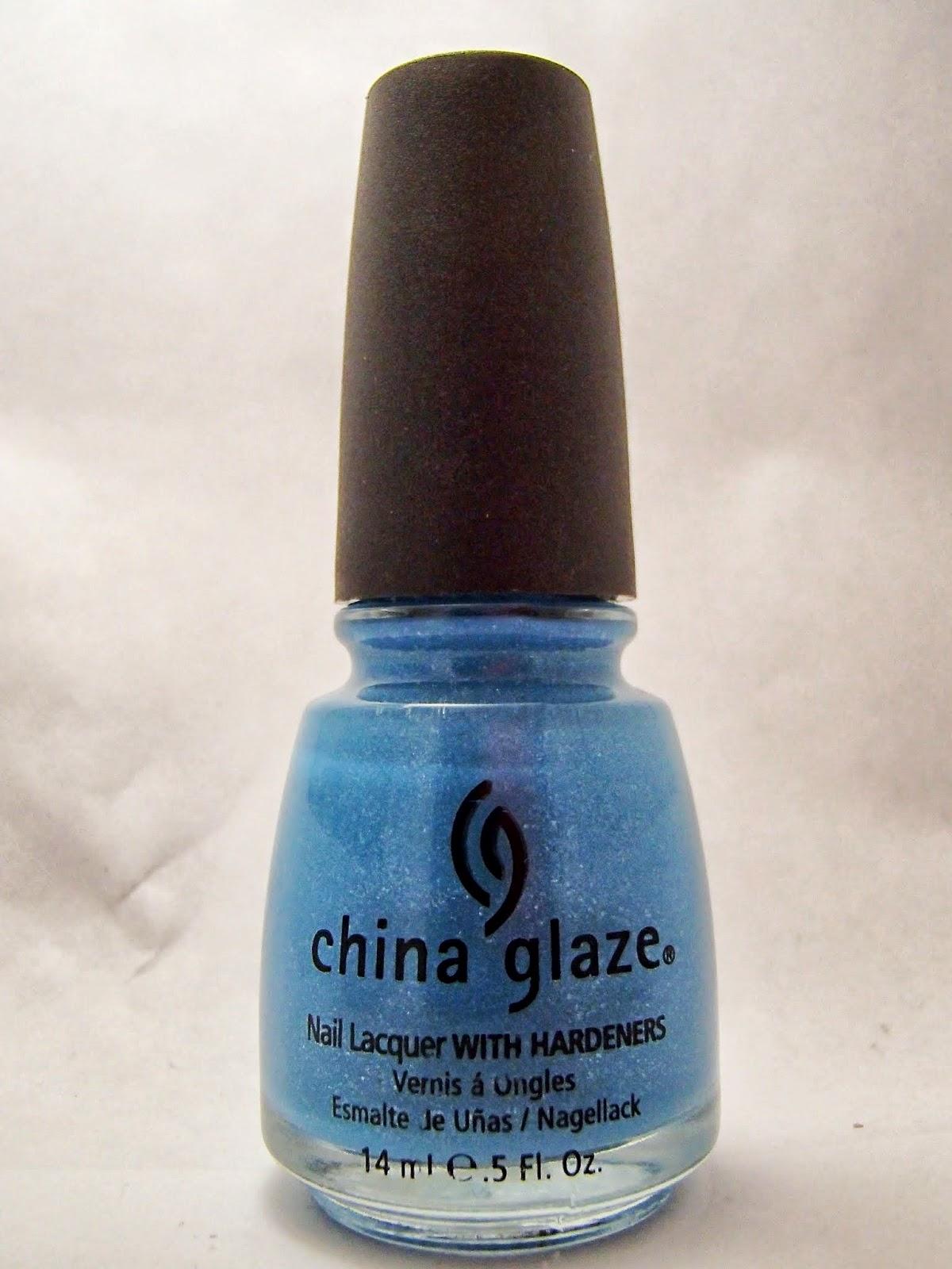 China Glaze Presenta Crakle Glaze: Never Without Polish: Stash Swatch Initiative: China Glaze