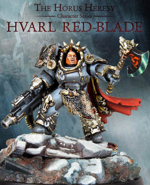 Faeit 212: Warhammer 40k News and Rumors: Space Wolves and