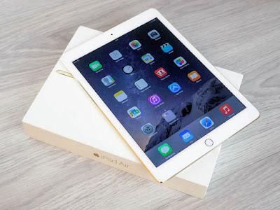 iPad Air 2 cũ đẹp như sản phẩm mới