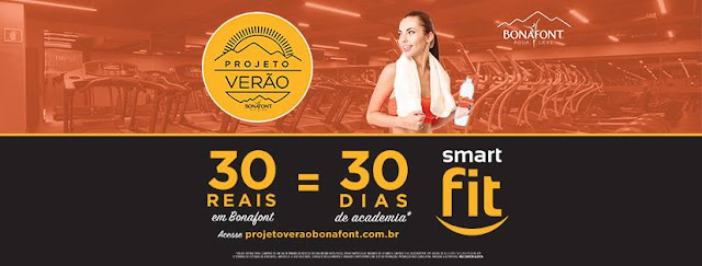 """Promoção """"Projeto Verão"""" blog topdapromocao.com.br"""