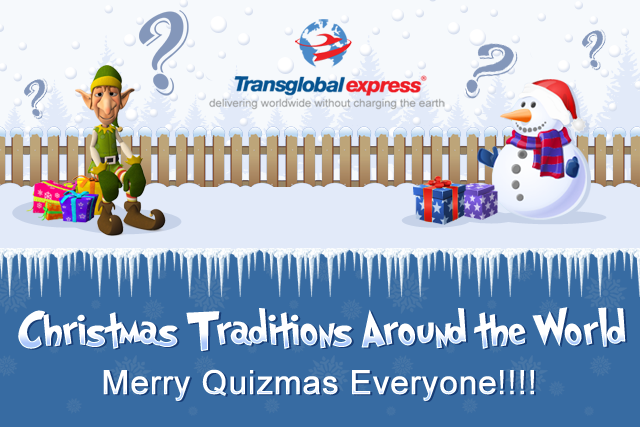 Christmas Traditions Around the World Quiz