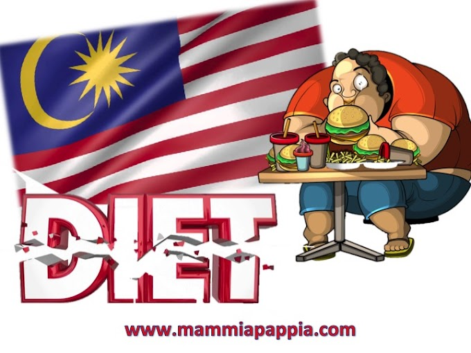 Dear Malaysian, Read These Tips Before You Start Dieting Again!