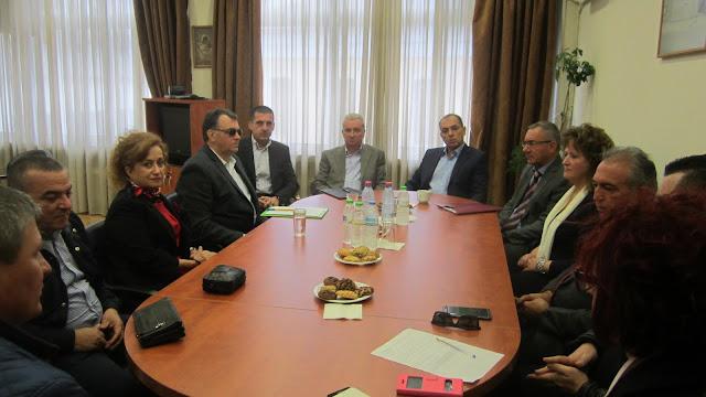 Γιάννενα: Συνάντηση Ελλήνων και Αλβανών αστυνομικών