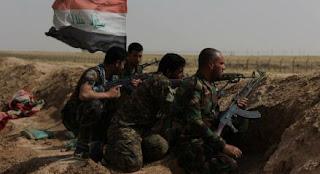 Quatro militantes do Estado islâmico foram mortos em uma operação militar no sudoeste de Kirkuk, disse uma fonte de segurança.