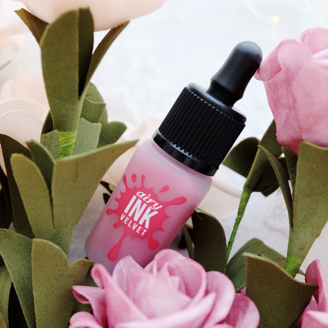Peri Pera Ink Airy Velvet Review - Elf Light Rose #5