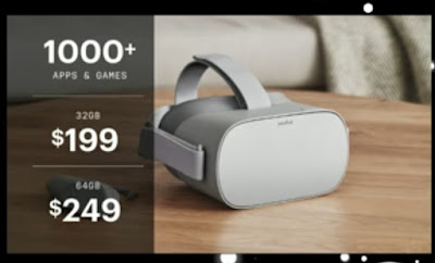 Oculus Go is now available