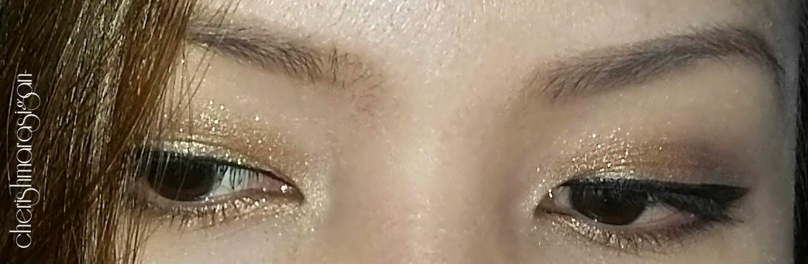 Miss Vixen s Vanity Kiss Me by Isehan Heroine Make Jewelry Eyes