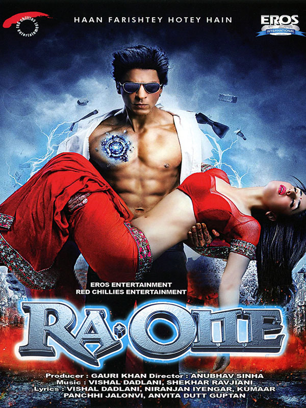 Ra One Movie Download HD Full Free 2011 720p Bluray thumbnail