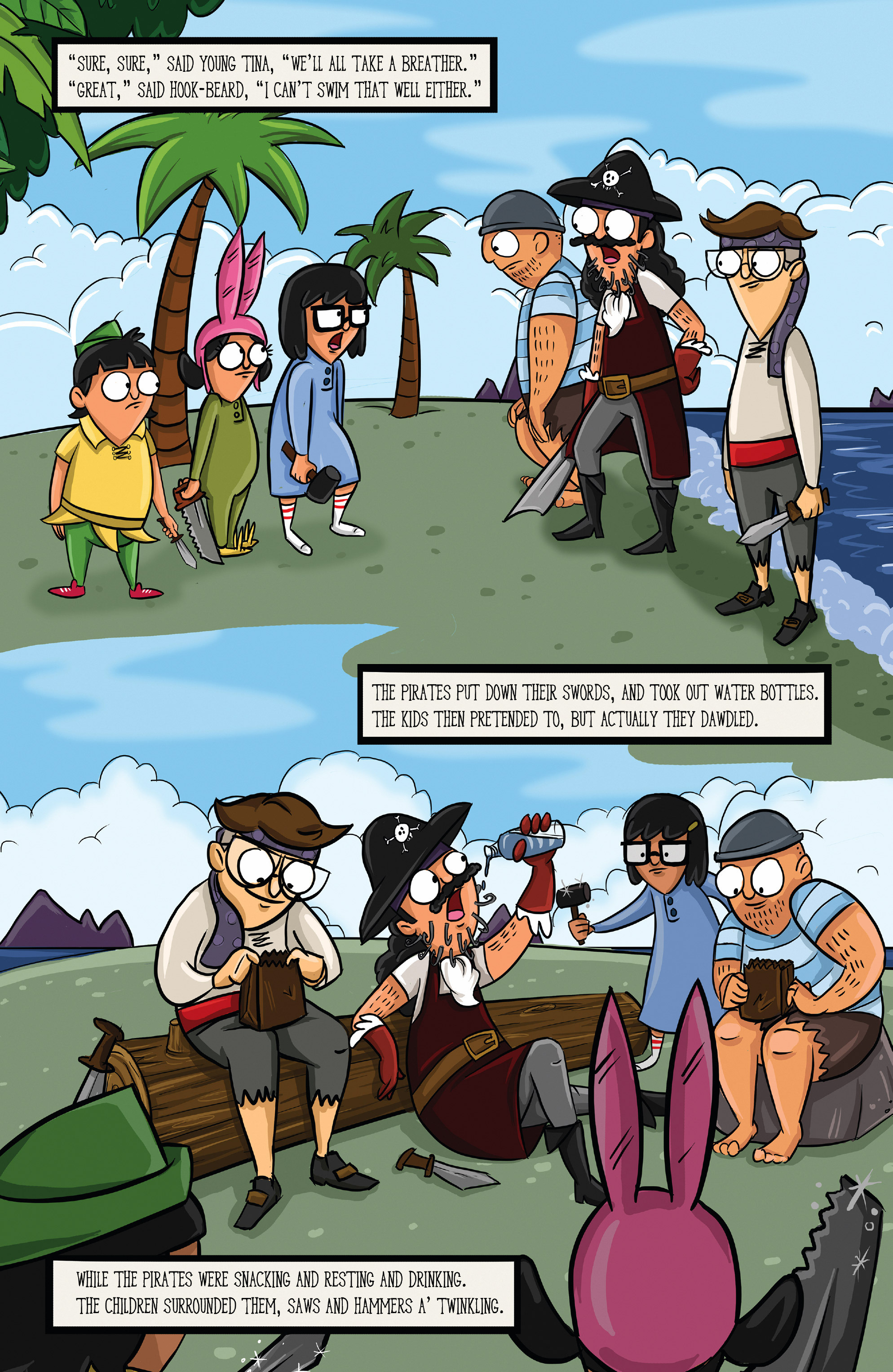 Bob's Burgers (2015) Issue #8 #8 - English 22