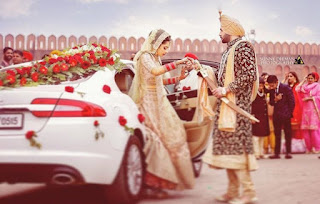 Punjabi Wedding Couple