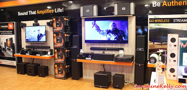 Harman Kardon & JBL @ Mid Valley, Harman Kardon, JBL, Mid Valley, Audio Visual Boutique