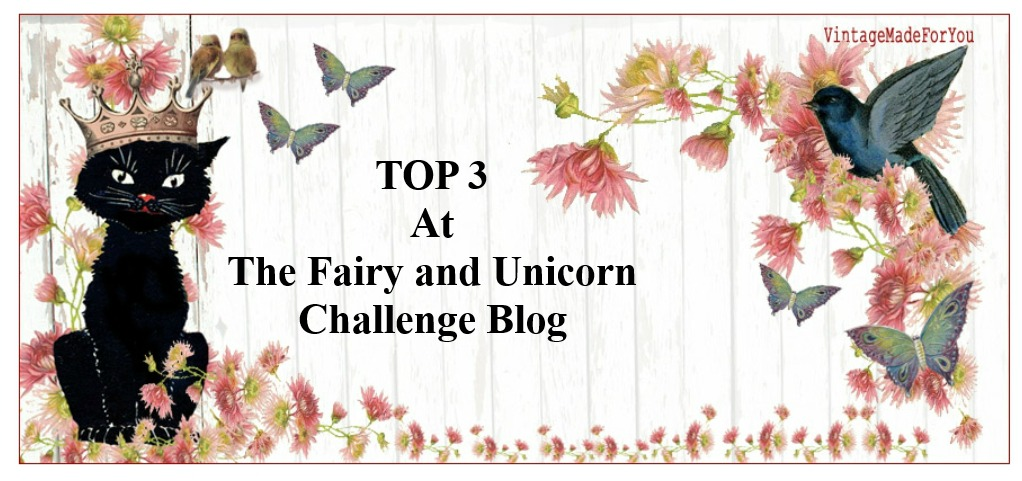 Fairy & Unicorn Top 3