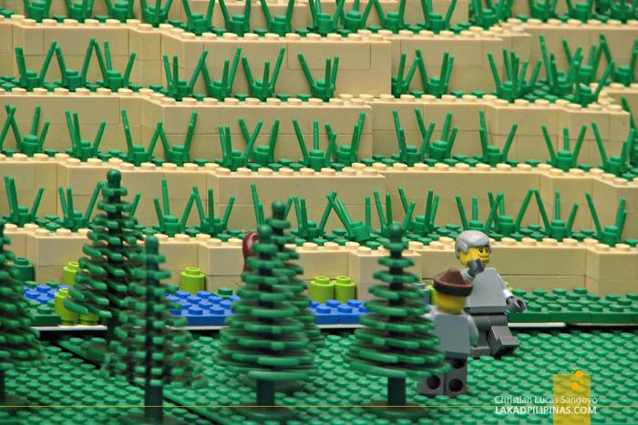 Lego Pilipinas Tara Na Exhibit Ifugao