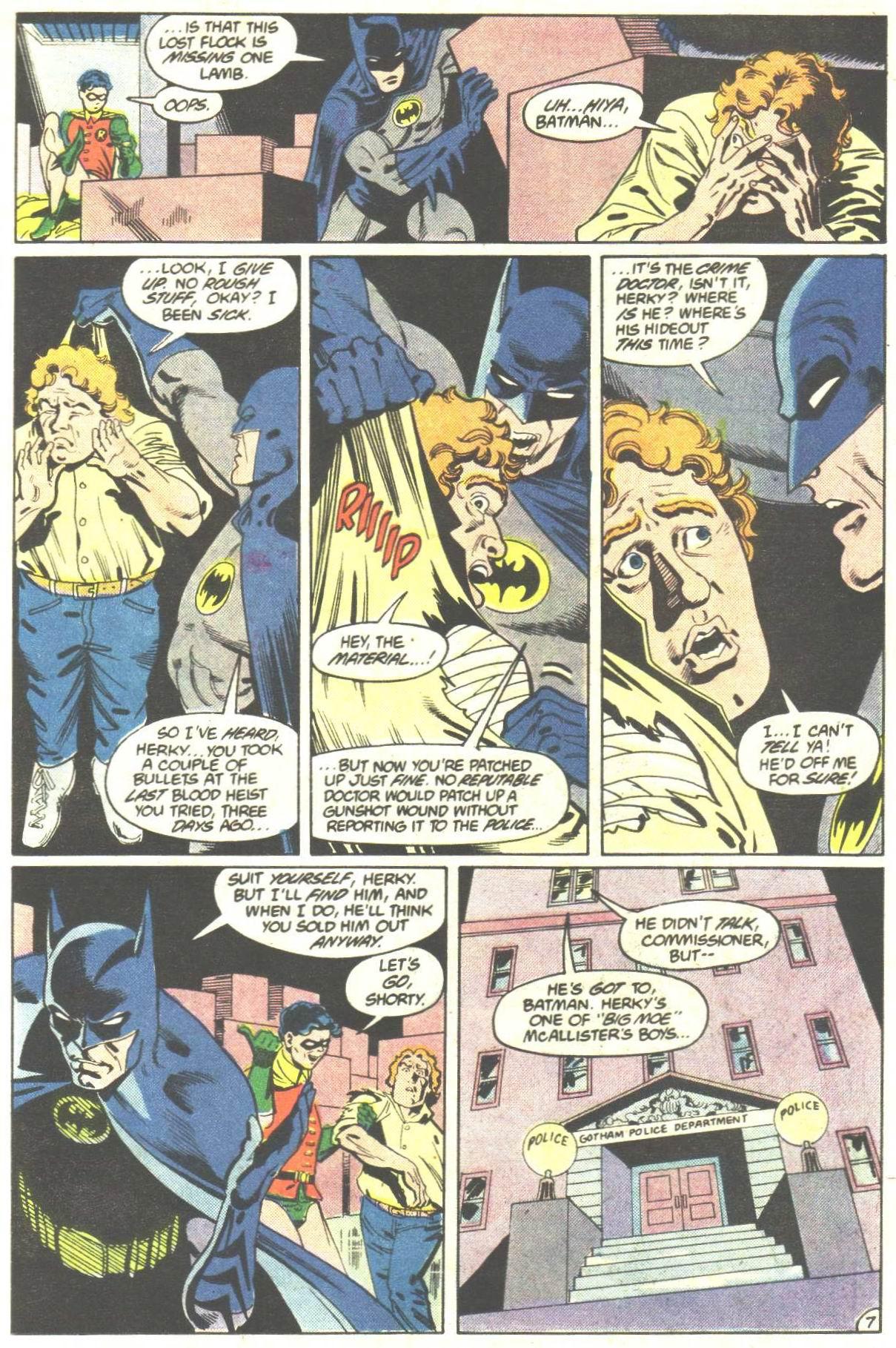 Detective Comics (1937) 579 Page 10