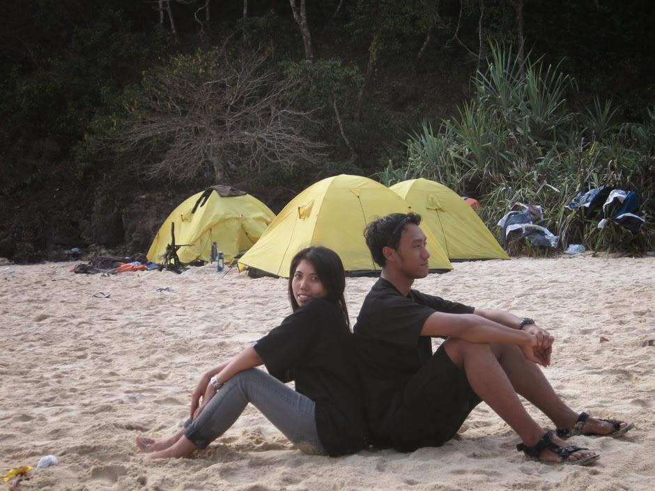 Wisata di Pulau Sempu