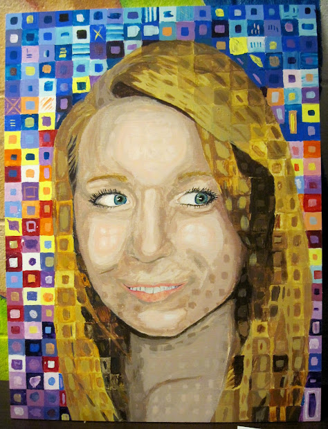 Cool Art Projects For High School Portrait - Year of Clean Water