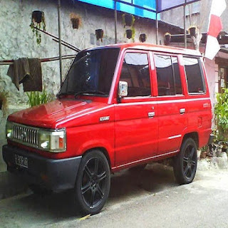 contoh modifikasi kijang super modifikasi cat kijang super