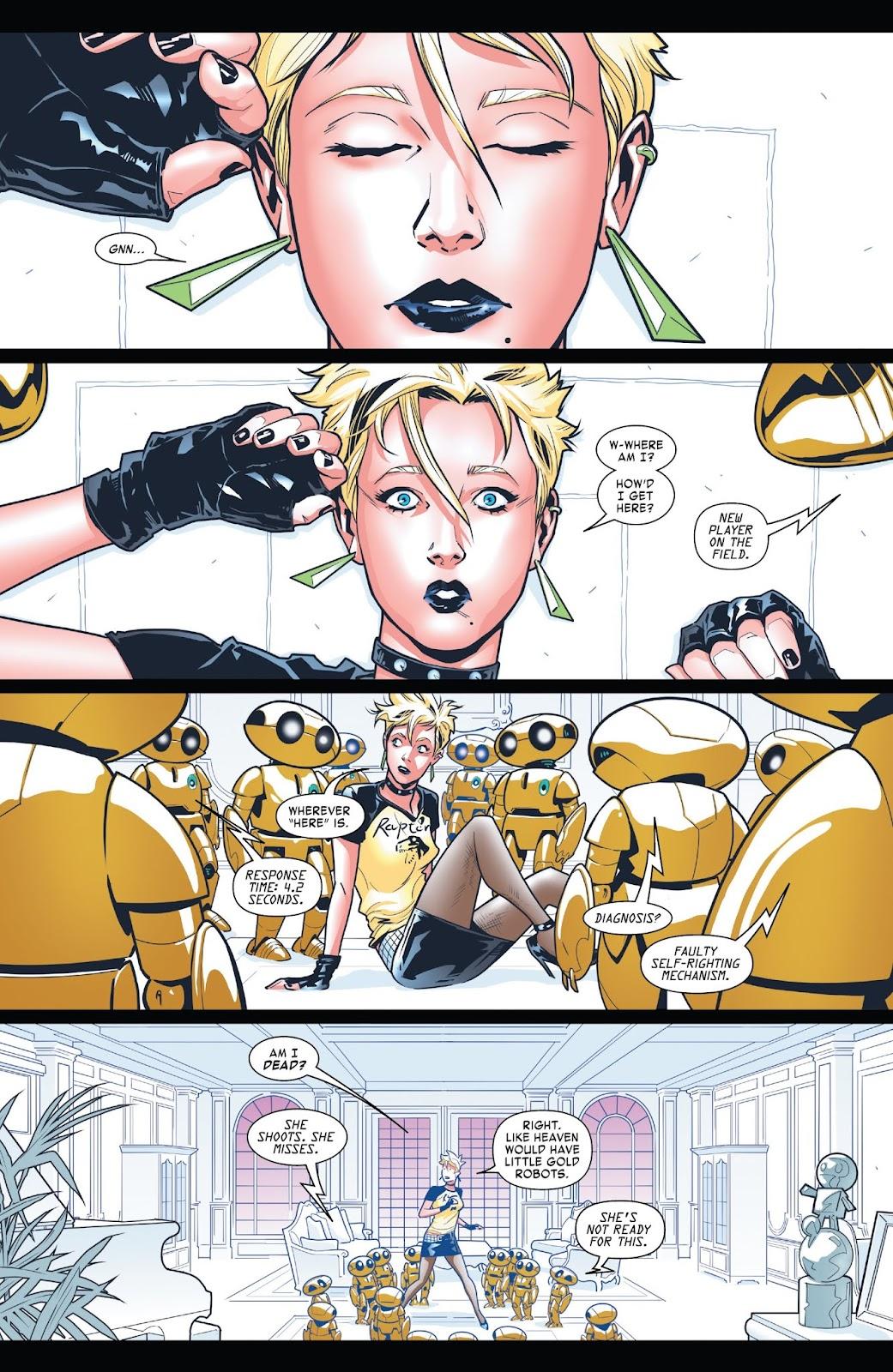 Read online Tony Stark: Iron Man comic -  Issue #7 - 7