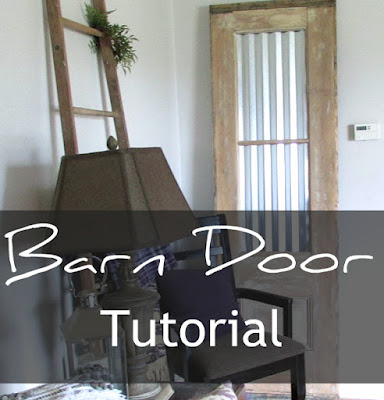 How to make a barn door