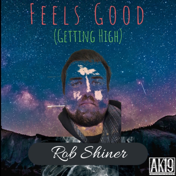 "Rob Shiner drops melodic newage single ""Feels Good"""