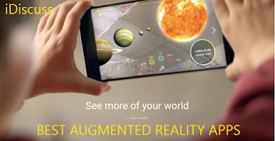 Best Augmented Reality Apps and Games for Android