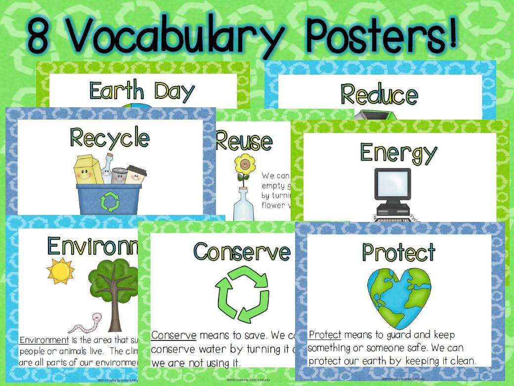 Earth Day Writing Pack Amp Winners Announced