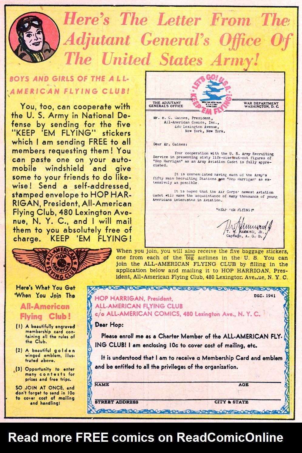 Read online All-American Comics (1939) comic -  Issue #33 - 29