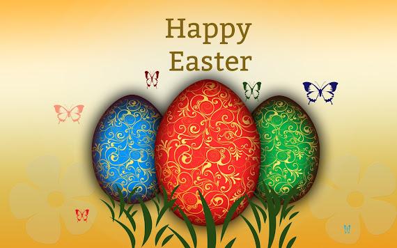 Happy Easter download besplatne pozadine za desktop 2560x1600 slike ecard čestitke blagdani Uskrs
