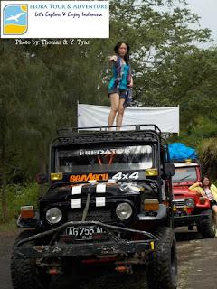 Bromo Adventure menggunakan jeep elora tour & adventure