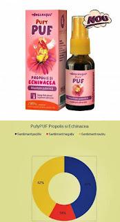 pareri forum spray pufypuf propolis si echinacea
