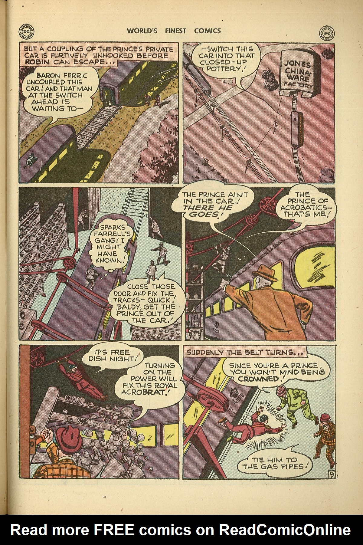 Read online World's Finest Comics comic -  Issue #26 - 69