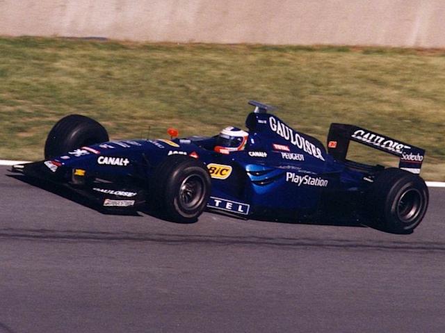 Gambar Mobil Balap F1 Prost 01