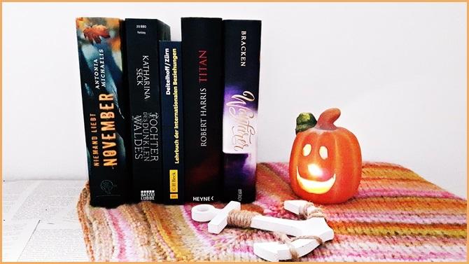 #itsautumnoclock Herbst Leseliste Filme Bücher kuschlige kalte Jahreszeit