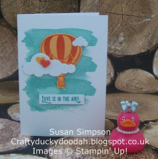 Stampin' Up! UK Independent Demonstrator Susan Simpson, Craftyduckydoodah!, Lift Me Up, Up & Away Thinlets Dies, Perpetual Birthday Calendar, Supplies available 24/7,