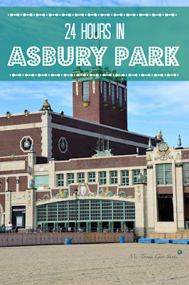 "Asbury Park regularly finds itself on many of NJ's ""Best"" lists. Now I know why! 