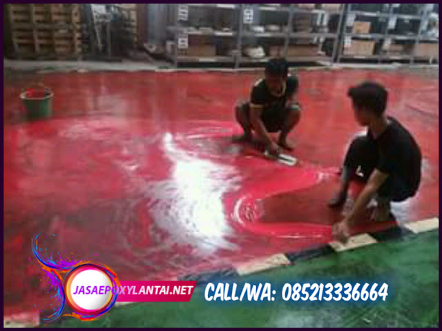 Spesialis cat epoxy lantai tangerang