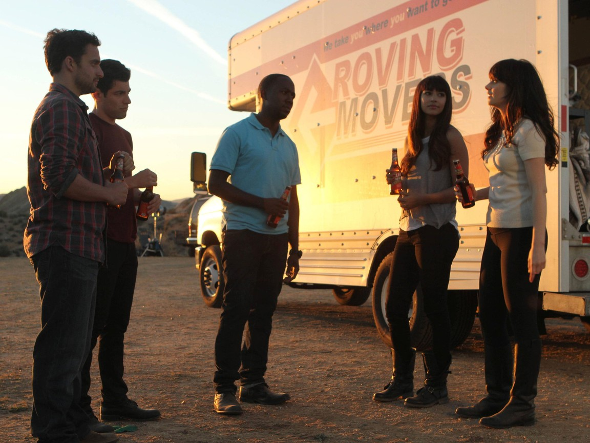 New Girl - Season 1 Episode 24: See Ya