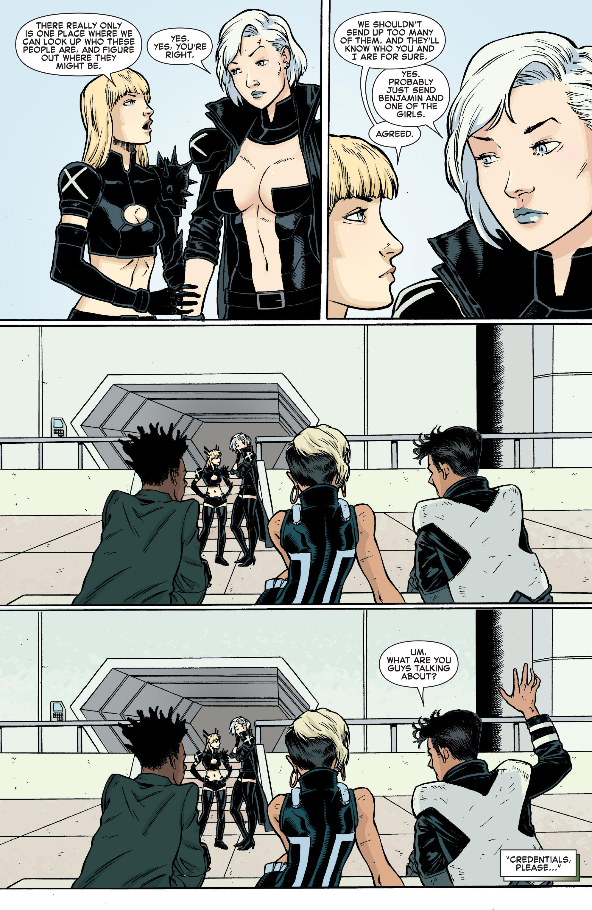 Read online Uncanny X-Men (2013) comic -  Issue # _Special 1 - 22