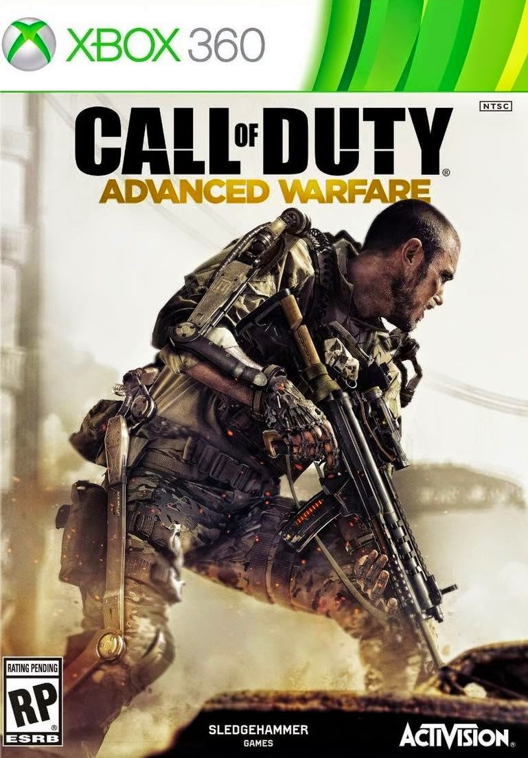 Call Of Duty Advanced Warfare Xbox 360 Ps3 Free Download -7962