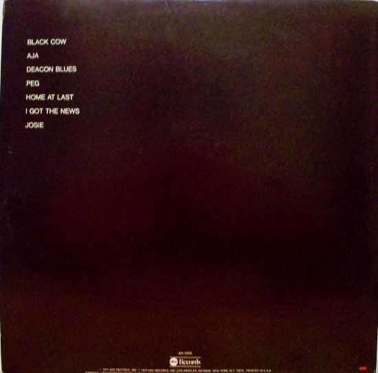 Grassy knoll institute steely dan aja 1977 steely dan aja album lyrics malvernweather Gallery