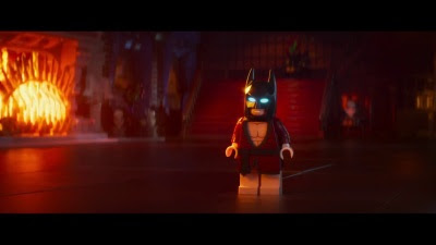 The LEGO Batman Movie - 'Wayne Manor' Teaser Trailer / Teaser 2 - Screenshot