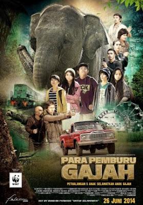 Para Pemburu Gajah Poster
